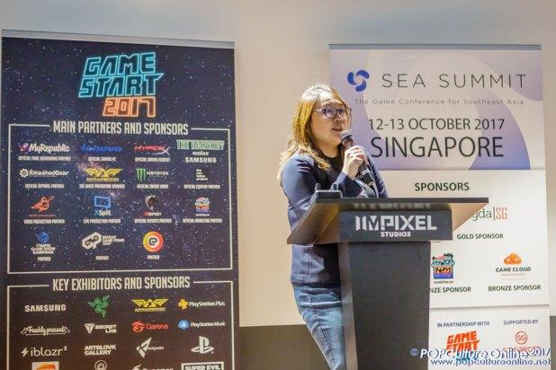 GameStart-2017-Press-Conference-021-Elicia-Lee-Founder-of-GameStart-Asia