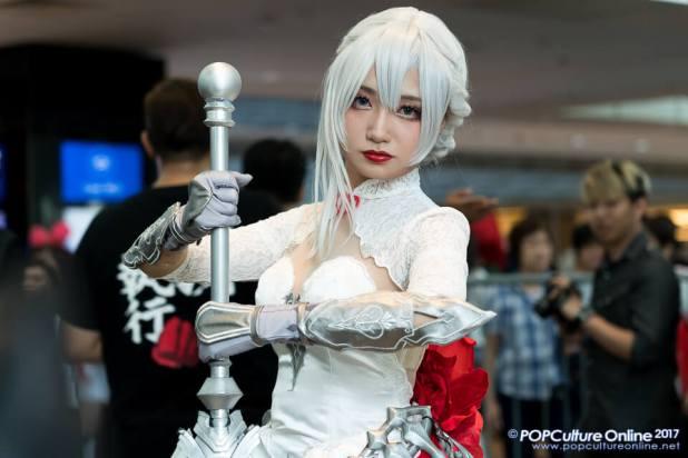 C3 Anime Festival Asia Singapore 2017 Cosplay 01