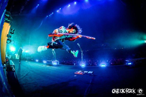 ONE OK ROCK Ambition Asia Tour Singapore Concert Photo 04