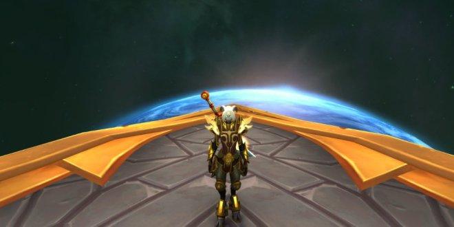 World of Warcraft Legion Leveling Guide Lightforged Draenei Allied Race Heritage Armor