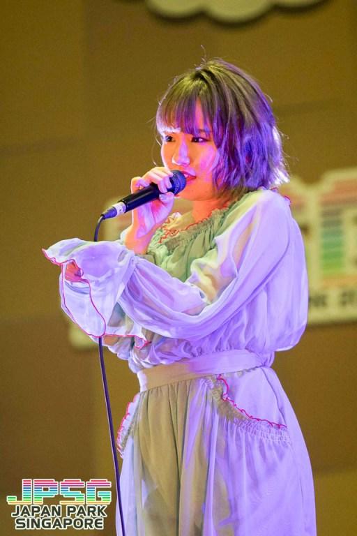 Kiwako Ashimine Interview Japan Park Singapore