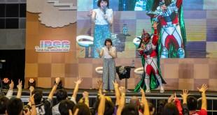 Japan Park Singapore 2018 Omakase Stage Jushin Thunder Liger
