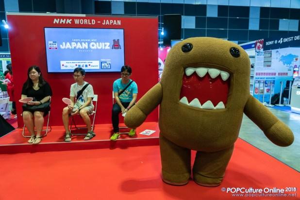 Japan Park Singapore 2018 NHK World