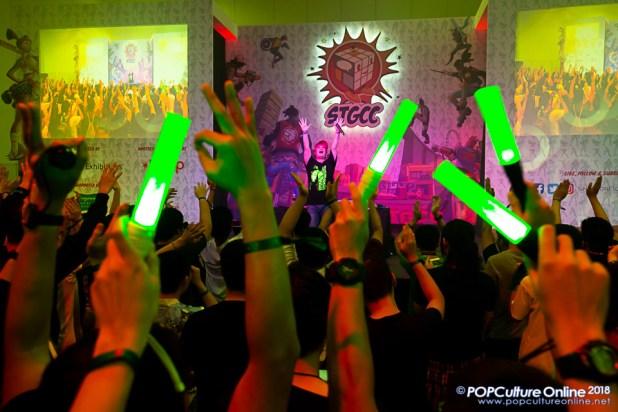 STGCC 2018 DJ Night