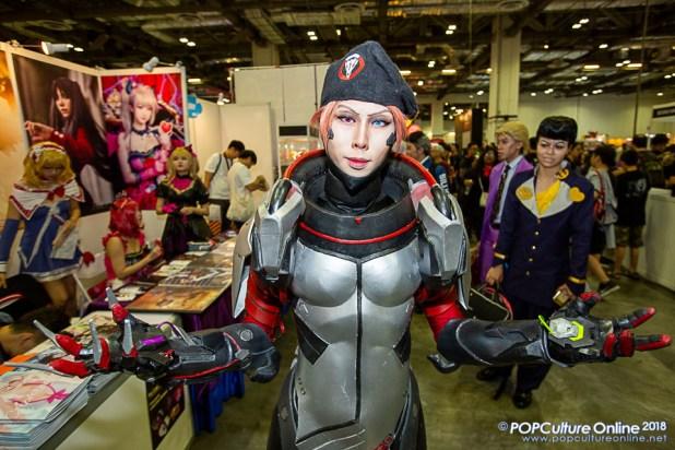 STGCC 2018 Event Cosplay Overwatch