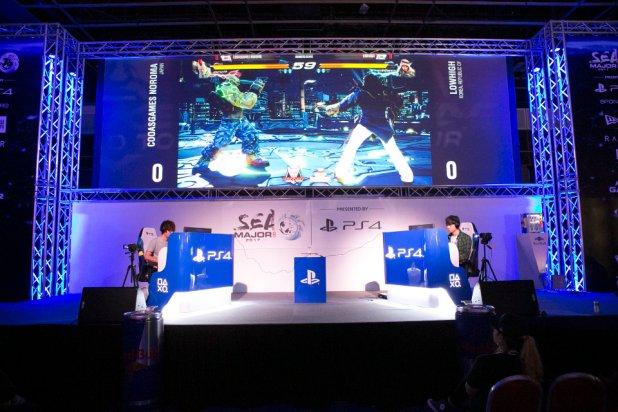 GS 2017 - SEA Major Esports Tournament PlayStation