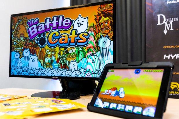 GSA18_PressCon-Battle Cats showcase