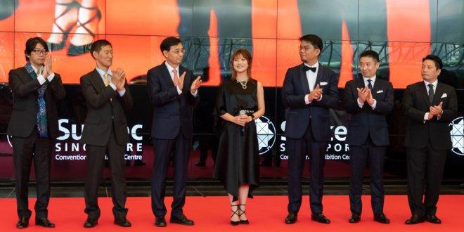 C3AFASG18 Red Carpet VIP Mayn Shawn Chin