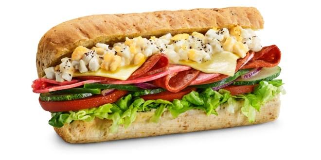 Subway-Spicy-Italian-Egg-Mayo