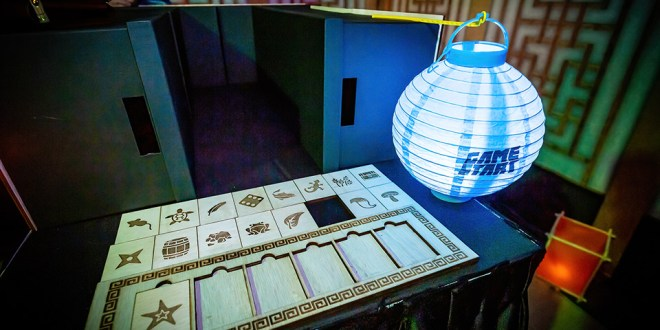 GameStart 2019 The Castle Escape Room