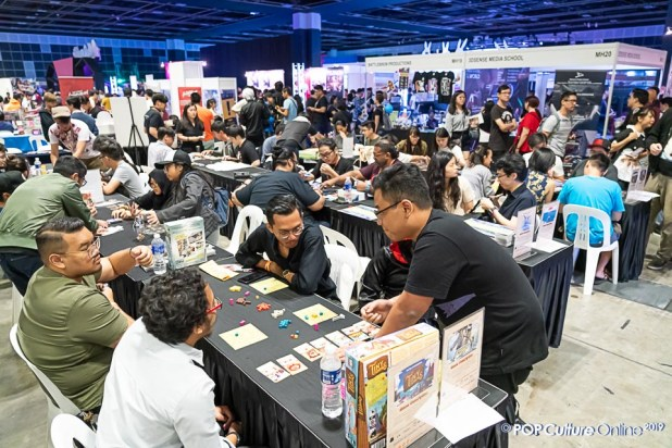 GameStart Asia 2019 Event Hall