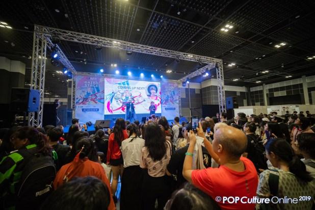 C3 Anime Festival Asia Singapore 2019 Akiba stage