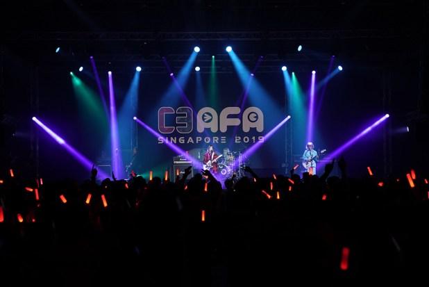 C3AFASG I Love Anisong SCANDAL Concert
