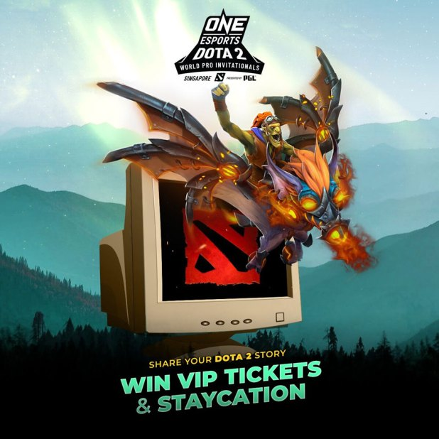 ONE Esports Dota 2 Singapore World Pro Invitational Our Game Your Story