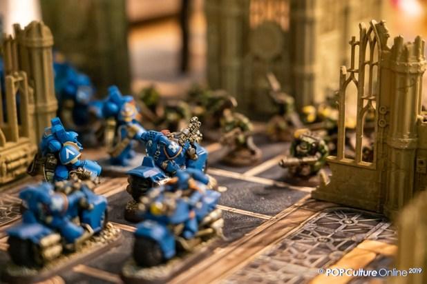 SGCC 2019 Media Preview Warhammer 40K