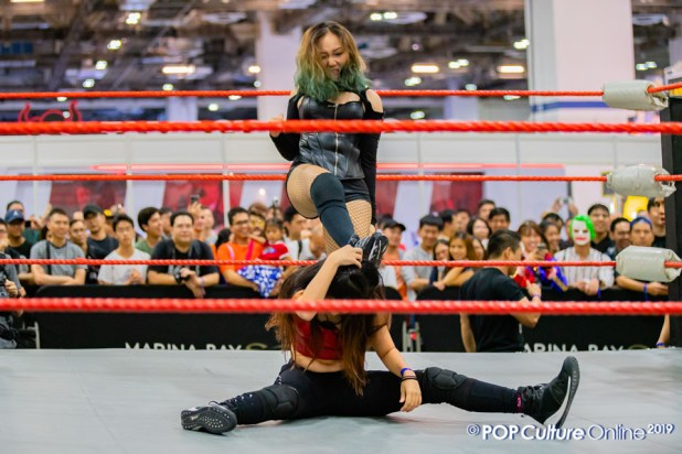 Singapore Comic Con SGCC 2019 Singapore Pro Wrestling