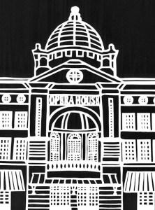 Opera House - detail1