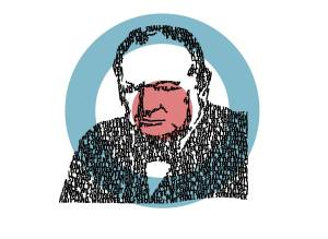 Winston roundel A2 giclee