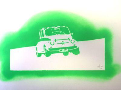 595 x 3 OS (Green)