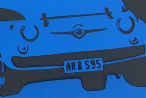 Blue Abarth detail3