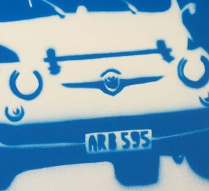 Blue AbarthOS detail3