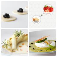 foodpairing - cioccolata, caviale, asparagi, uovo