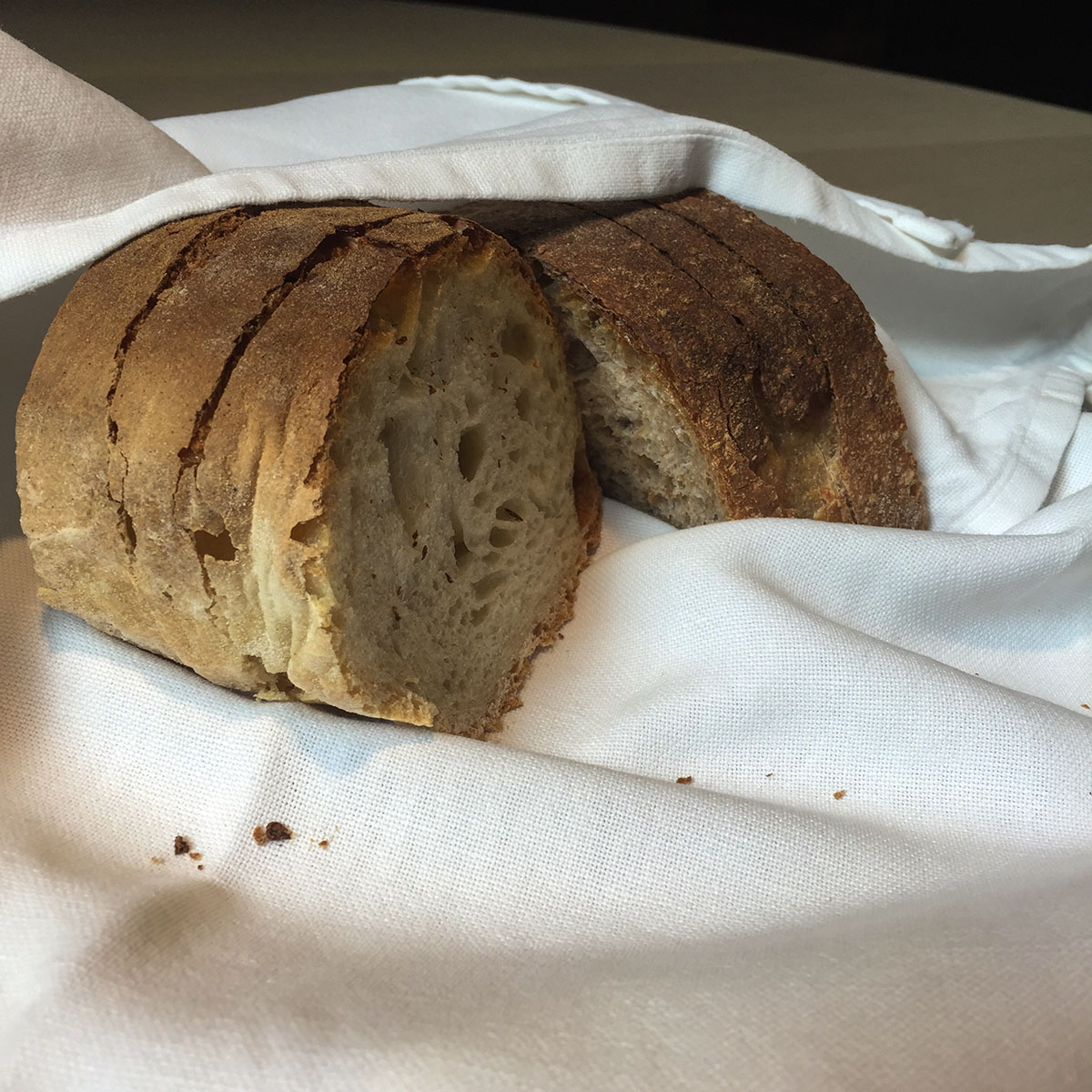 Ristorante Marconi - Il pane del Forno Mollica