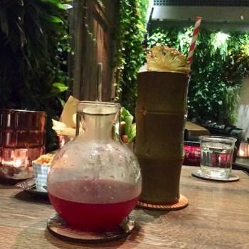 """I cocktail """"La Rapa sotto la nebbia"""" e """"A qualcuno piace dolce"""""""
