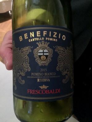 Frescobaldi - Benefizio Riserva 2015