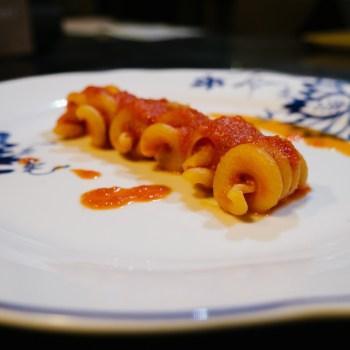 Luca Del Padrone, Satura - Pasta al pomodoro marinato