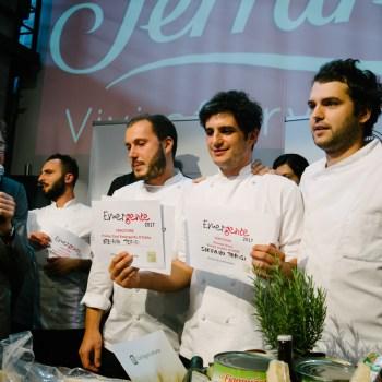 Stefano Terigi, Benedetto Rullo, Lorenzo Stefanini