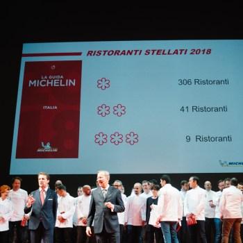 I ristoranti stellati in Italia