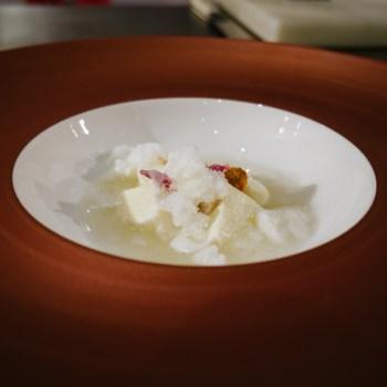 Acqua di pomodoro, mozzarella