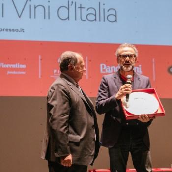 Massimo Bottura, Osteria Francescana - Premio Bertani per il pranzo dell