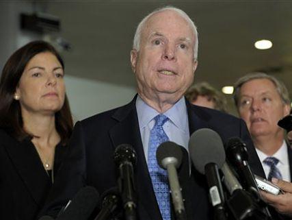 John McCain, Lindsey Graham, Kelly Ayotte