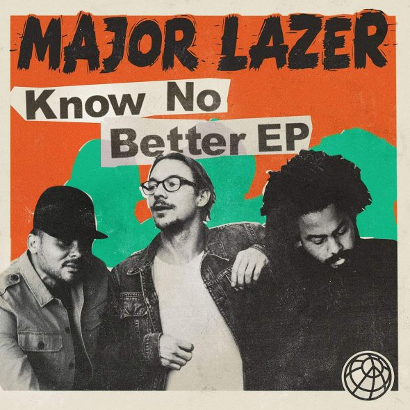 Nuevo single de Major Lazer
