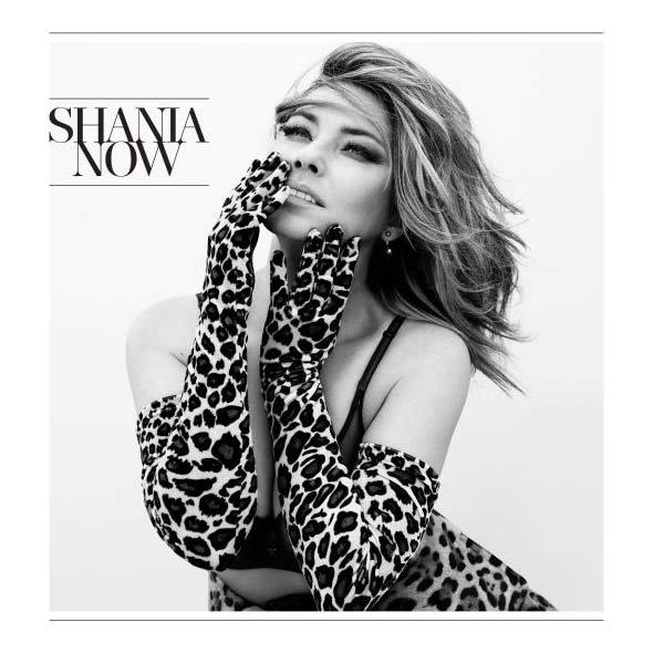 Nuevo disco de Shania Twain