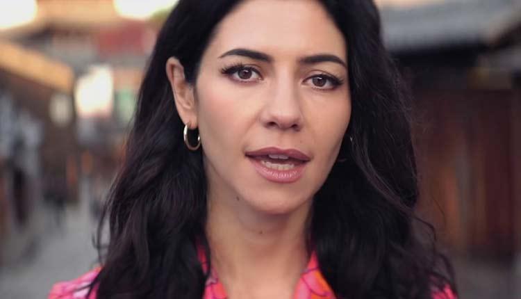 Marina Estrena El Videoclip Del Tema To Be Human