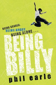 Being Billy book cover