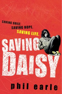 Saving Daisy book cover