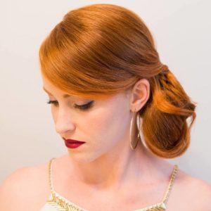 ©CécileCayon - Pop Hair Formation - Chignon fêtes