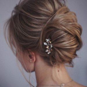 Pop Hair Formation - Chignon mariée - 4