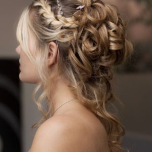 Pop Hair Formation - Chignon mariée - 3