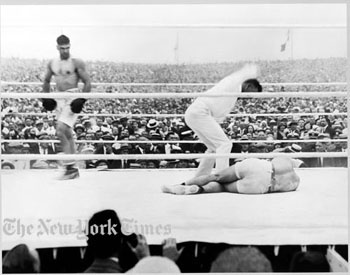 Image result for Jack Dempsey vs Georges Carpentier 1921