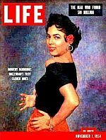 1954: Dorothy Dandridge.