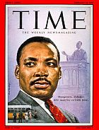 1957: MLK bus boycott.