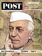 1963: Nehru of India.