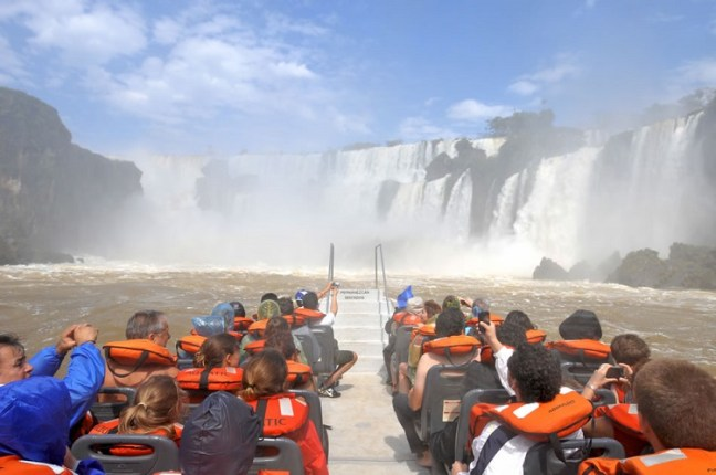 Cataratas do Iguaçu  - Gran Aventura
