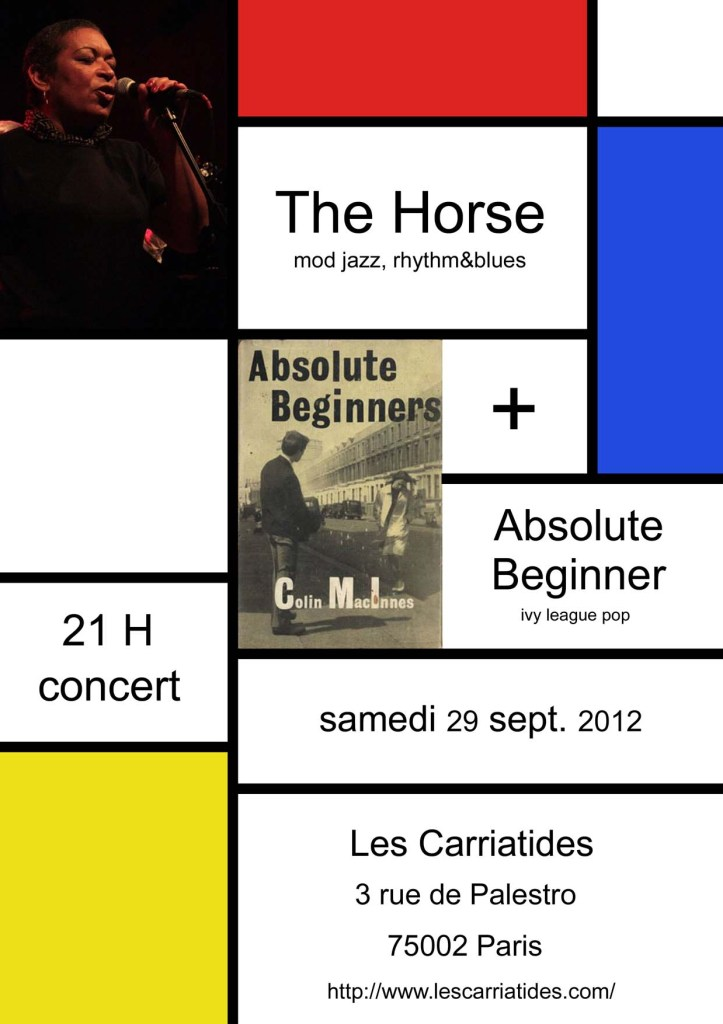 120929 Absolute Beginner with The Horse @ Cariatides