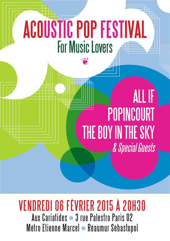 150206 Popincourt with The Boy In The Sky & All If